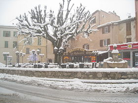 Photo de la ville Saint-Vallier-de-Thiey