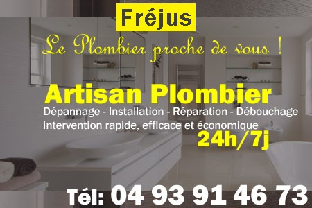 Plombier Frejus